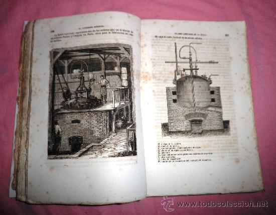 Libros antiguos: EL TINTORERO MODERNO - JORGE JARMAIN - AÑO 1879 - ILUSTRADO. - Foto 4 - 36227655