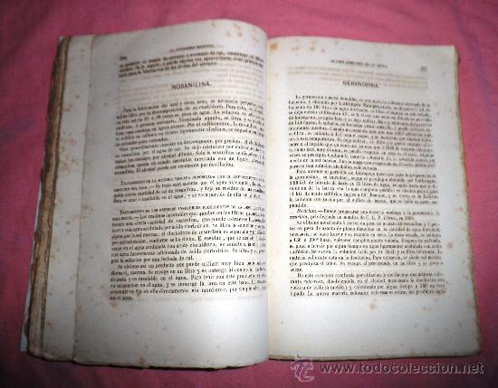 Libros antiguos: EL TINTORERO MODERNO - JORGE JARMAIN - AÑO 1879 - ILUSTRADO. - Foto 5 - 36227655