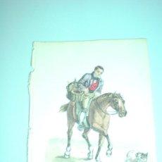Libros antiguos: 1828 - MOZO CARNICERO BUTCHER'S BOY - ALIMENTACIÓN - CABALLO - TRAJES. Lote 36333851