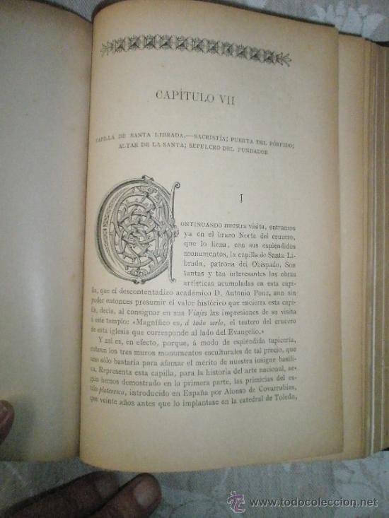 Libros antiguos: PEREZ-VILLAMIL, M.: Estudios de historia y arte. LA CATEDRAL DE SIGÜENZA erigida en el siglo XII, co - Foto 6 - 36408139