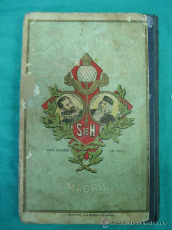 Libros antiguos: Biblioteca cientifica recreativa. 24 Los globos y los viajes aereos 1883 - Foto 7 - 36450325