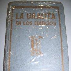 Libros antiguos: MARTÍNEZ SALVATELLA, ANTONIO. CARTILLA DEL COLOCADOR DE 'URALITA'. Lote 36526859