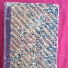 Libros antiguos: VIDA DE BALMES - 1848. Lote 38218459