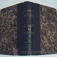 Libros antiguos: HISTOIRE DE FRANCE. TOME SECOND. DURUY, VICTOR. LIBRAIRIE HACHETTE ET CIA. 1874. Lote 36578429