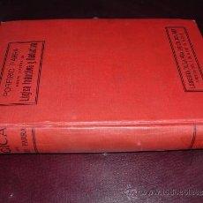 Libros antiguos: 1921 NUEVO SISTEMA DE LOGICA INDUCTIVA Y DEDUCTIVA PORFIRIO PARRA. Lote 36628301