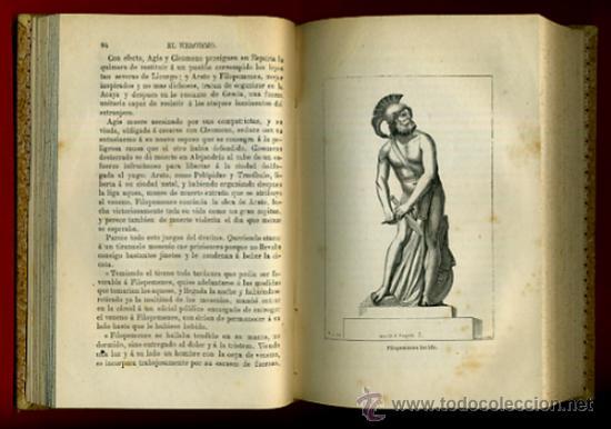 Libros antiguos: LIBRO, BIBLIOTECA MARAVILLAS, EL HEROISMO , ARMAND BENAUD , 1873 , ORIGINAL - Foto 3 - 36664828