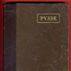 Libros antiguos: LIBRO, PYSBE , TEMA COCINA ,PESQUERÍAS Y SECADEROS DE BACALAO DE ESPAÑA). 1936 , ORIGINAL. Lote 36664573