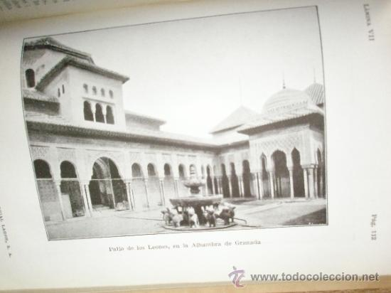 Libros antiguos: Gonzalez Palencia, A.: Historia de la España Musulmana (1ª edición) - Foto 3 - 36689674