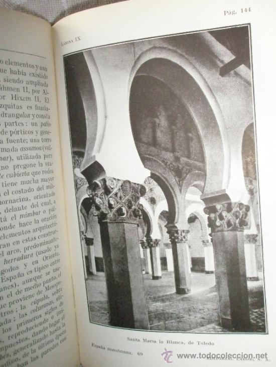 Libros antiguos: Gonzalez Palencia, A.: Historia de la España Musulmana (1ª edición) - Foto 5 - 36689674