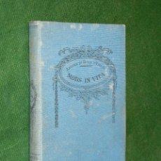 Libros antiguos: MORS IN VITA, ANTONIO DE HOYOS Y VINENT,. Lote 36741147