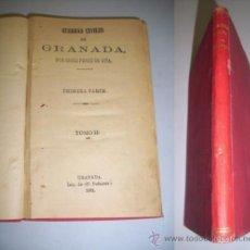 Libros antiguos: PÉREZ DE HITA, GINÉS. GUERRAS CIVILES DE GRANADA. TOMO II : PRIMERA PARTE. Lote 36763715
