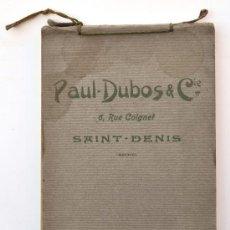 Alte Bücher - CATÁLOGO PAUL-DUBOS. ORNAMENTOS DE JARDÍN EN PIEDRA, REPRODUCCIONES DE ARTE (AGGLOMERES D'ART) PARIS - 36819334