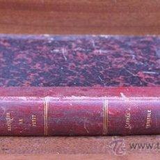 Libros antiguos: VICTOR HUGO: NAPOLEON LE PETIT – L´ANNEE TERRIBLE - MAGNIFICAS ILUSTRACIONES GRABADOS - 2 OBRAS. Lote 36833964