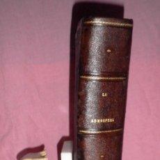 Libros antiguos: LA ATMOSFERA - CAMILO FLAMMARION - AÑO 1875 - MONUMENTAL OBRA ILUSTRADA.. Lote 36864560