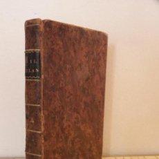 Libros antiguos: AVENTURAS DE GIL BLAS DE SANTILLANA - 1815 - TOMO IV. Lote 36953608