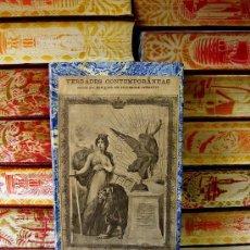 Libros antiguos: VERDADES CONTEMPORÁNEAS . AUTOR : LAFUENTE, VICENTE. Lote 36988436