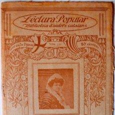 "Libros antiguos: BIBLIOTECA D'AUTORS CATALANS ""REMEY MORLIUS-POESIES"" . Lote 37007048"