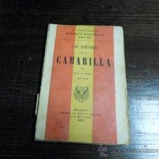 Libros antiguos: BENITO PEREZ GALDOS, EPISODIOS NACIONALES, 4 SERIE, O'DONNELL, 1904. Lote 37020383