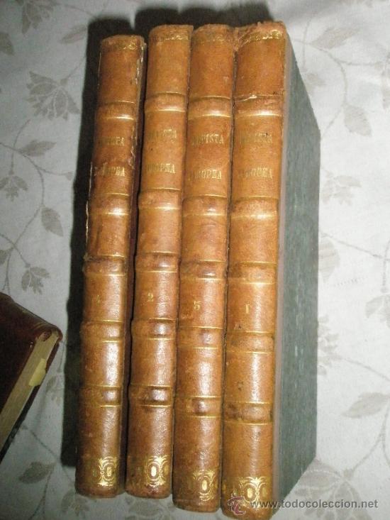LAFUENTE. MODESTO: FR. GERUNDIO. REVISTA EUROPEA. (1848-1849) (Libros Antiguos, Raros y Curiosos - Historia - Otros)