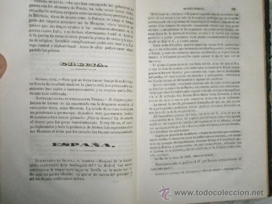 Libros antiguos: LAFUENTE. Modesto: Fr. Gerundio. Revista Europea. (1848-1849) - Foto 7 - 37172572