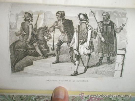 Libros antiguos: Saint-Prosper, A.: Histoires D´ESPAGNE, de Portugal, de Hollande et de Belgique, depuis les temps le - Foto 5 - 37169090