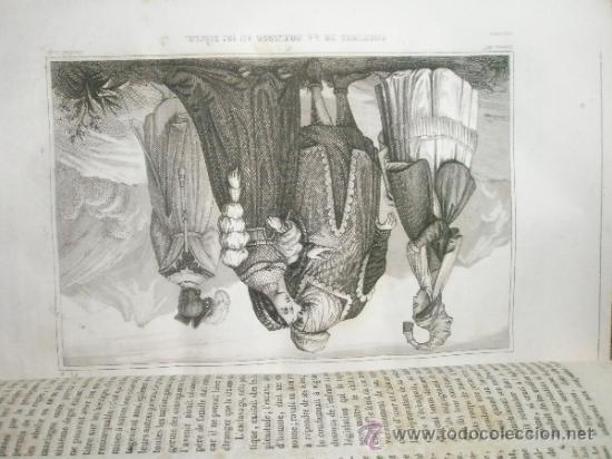 Libros antiguos: Saint-Prosper, A.: Histoires D´ESPAGNE, de Portugal, de Hollande et de Belgique, depuis les temps le - Foto 9 - 37169090
