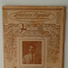 "Libros antiguos: BIBLIOTECA D'AUTORS CATALANS, JOSEPH IGLESIAS GUIZARD ""POESIES"" . Lote 37146692"