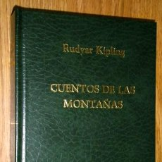 Libros antiguos: CUENTOS DE LAS MONTAÑAS POR RUDYARD KIPLING DE LIBRERÍA DE FERNANDO FÉ EN MADRID 1900. Lote 37381075