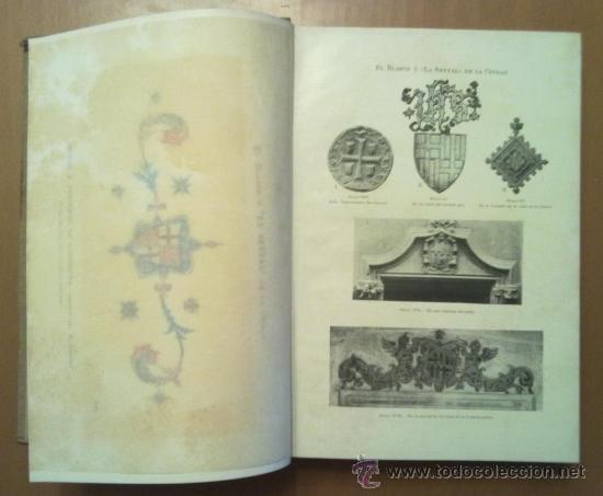 Libros antiguos: ANUARIO ESTADISTICO DE BARCELONA AÑO VI 1907. PLANO PUERTO DE BARCELONA - Foto 5 - 37408860