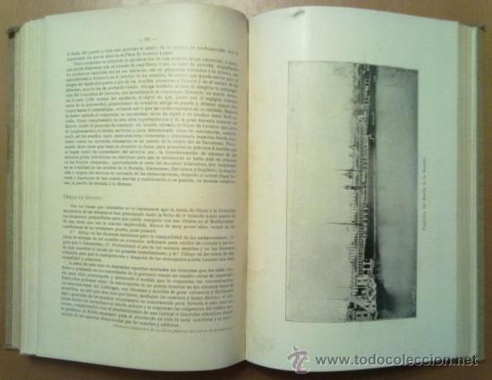 Libros antiguos: ANUARIO ESTADISTICO DE BARCELONA AÑO VI 1907. PLANO PUERTO DE BARCELONA - Foto 7 - 37408860