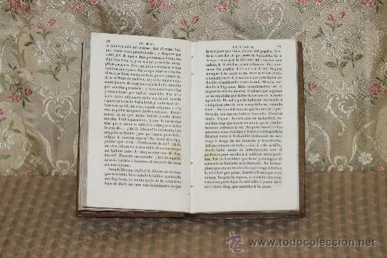 Libros antiguos: 3315- AVENTURAS DE GIL BLAS DE SANTILLANA. LE SAGE. IMP GORCHS. 1836. TOMO I. - Foto 2 - 37487292
