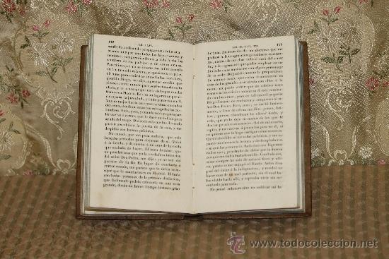Libros antiguos: 3315- AVENTURAS DE GIL BLAS DE SANTILLANA. LE SAGE. IMP GORCHS. 1836. TOMO I. - Foto 3 - 37487292