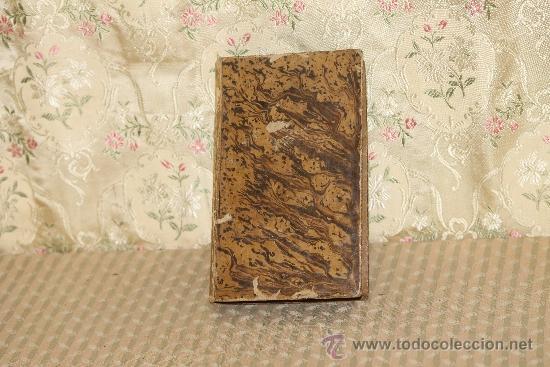 Libros antiguos: 3315- AVENTURAS DE GIL BLAS DE SANTILLANA. LE SAGE. IMP GORCHS. 1836. TOMO I. - Foto 5 - 37487292