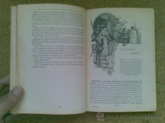 Libros antiguos: Bertoldo, Bertoldino y Cacaseno (ca.1910) / Cesare della Croce, Scaligiere della Frata. Ed. Calleja. - Foto 7 - 37518818