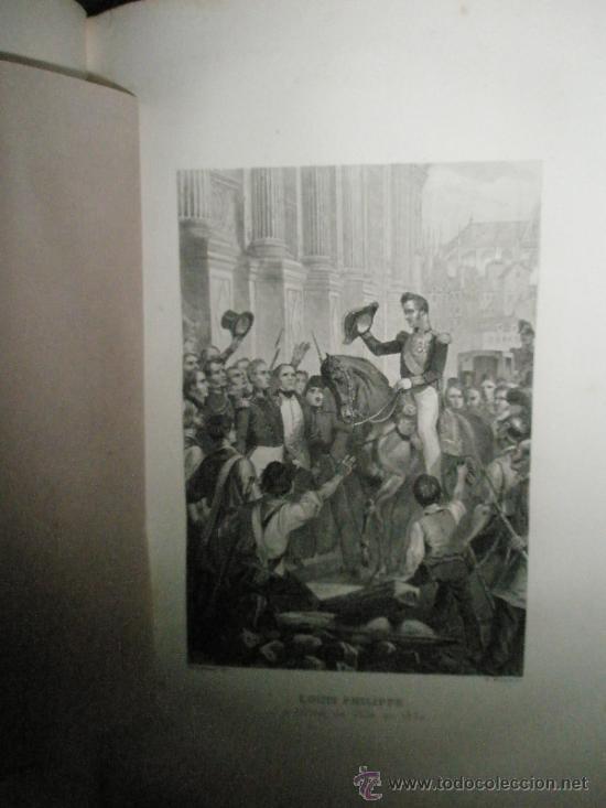 Libros antiguos: ANQUETIL: Histoire de France depuis les temps les plus reculés jusqu´a la Revolution de 1789 (1852-1 - Foto 14 - 37681853