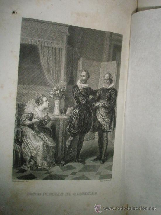 Libros antiguos: ANQUETIL: Histoire de France depuis les temps les plus reculés jusqu´a la Revolution de 1789 (1852-1 - Foto 9 - 37681853