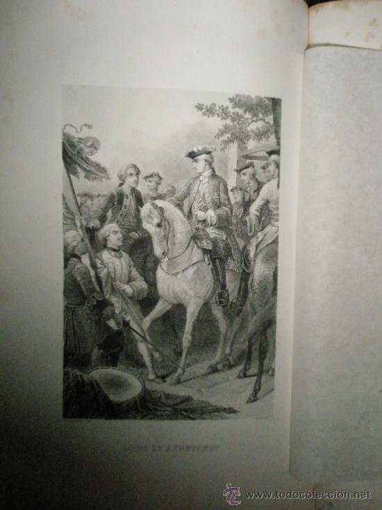 Libros antiguos: ANQUETIL: Histoire de France depuis les temps les plus reculés jusqu´a la Revolution de 1789 (1852-1 - Foto 11 - 37681853