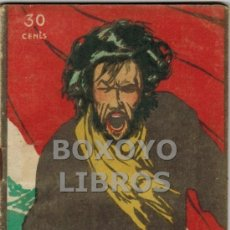 Libros antiguos: MARCELINO DOMINGO. UN VISIONARIO. NOVELA. COL. LA NOVELA DE HOY, NÚM. 23. Lote 37591571
