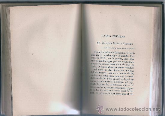 Libros antiguos: AL PIE DE LA ENCINA, HISTORIAS, TRADICIONES Y RECUERDOS POR VICTOR BALAGUER, 1893 - Foto 3 - 37635745