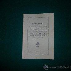 Libri antichi: BREVE NOTICIA DE LOS TRABAJOS DE LOS ALUMNOS DE...MALAGA EXPOSICION IBEROAMERICANA DE SEVILLA. Lote 37680031