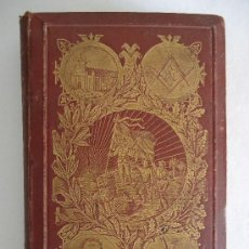 Libros antiguos: ASTURIAS.CUBA.'ALBUM DE UN EMIGRADO O RECUERDOS DE ULTRAMAR' LEON LENZAMUZGA 1887. Lote 37740322