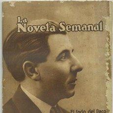 Livres anciens: EL FADO DE PACO D'ARCOS. COL. LA NOVELA SEMANAL AÑO LL Nº 33 A-NOVSEM-062. Lote 37760275