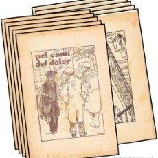 Libros antiguos: COLECCIÓN D´EN PATUFET 33 NÚMEROS--VER FOTOGRAFIAS ADICIONALES. Lote 37770228