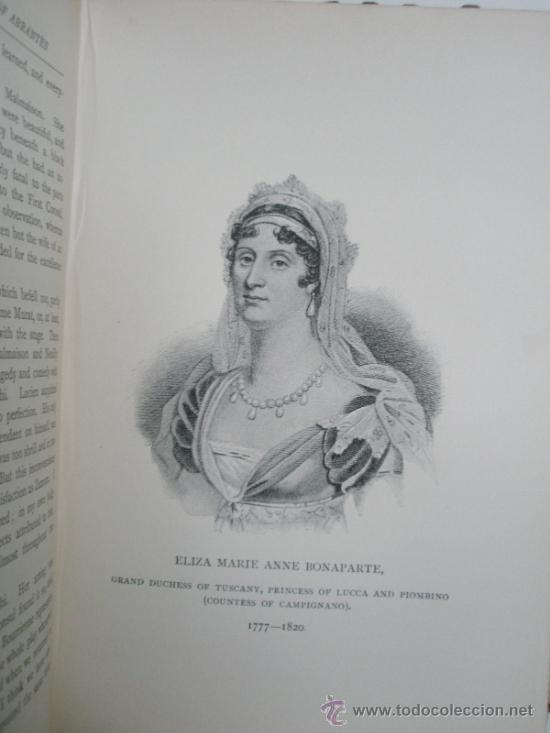 Libros antiguos: The Autobiographie and Recollections of Laura, Duchess of Abrantès (widow of General Junot) ó Memoir - Foto 11 - 37793535