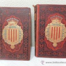 Libros antiguos: ESPAÑA Y SUS MONUMENTOS. CATALUÑA. PAU PI FERRER. EDITORIAL CORTEZO. 1884. . Lote 37860279