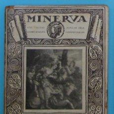 Libros antiguos: MINERVA. VOLUM II. RESUM DE GEOGRAFÍA D'EUROPA. PER JOAN PALAU VERA.. Lote 37984524