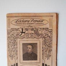 """Libros antiguos: BIBLIOTECA D'ESCRIPTORS CATALANS """"POESIES"""" DE JOAN B. ALBERICH. Lote 38098969"""
