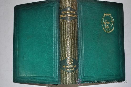 OBRAS COMPLETAS. ONCE TOMOS. JACINTO BENAVENTE RM62547-V (Libros antiguos (hasta 1936), raros y curiosos - Literatura - Narrativa - Otros)