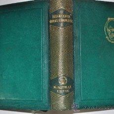 Libros antiguos: OBRAS COMPLETAS. ONCE TOMOS. JACINTO BENAVENTE RM62547-V. Lote 38107698