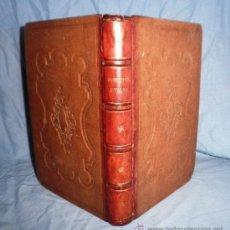 Alte Bücher - HISTORIA Y RETRATOS DE LOS HOMBRES UTILES - AÑO 1846 - BELLOS GRABADOS. - 38111481